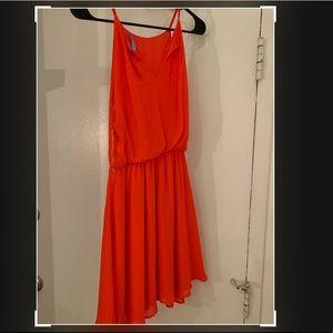 Francesca's Collections Dresses - Francescas's Orange Dress Size Small